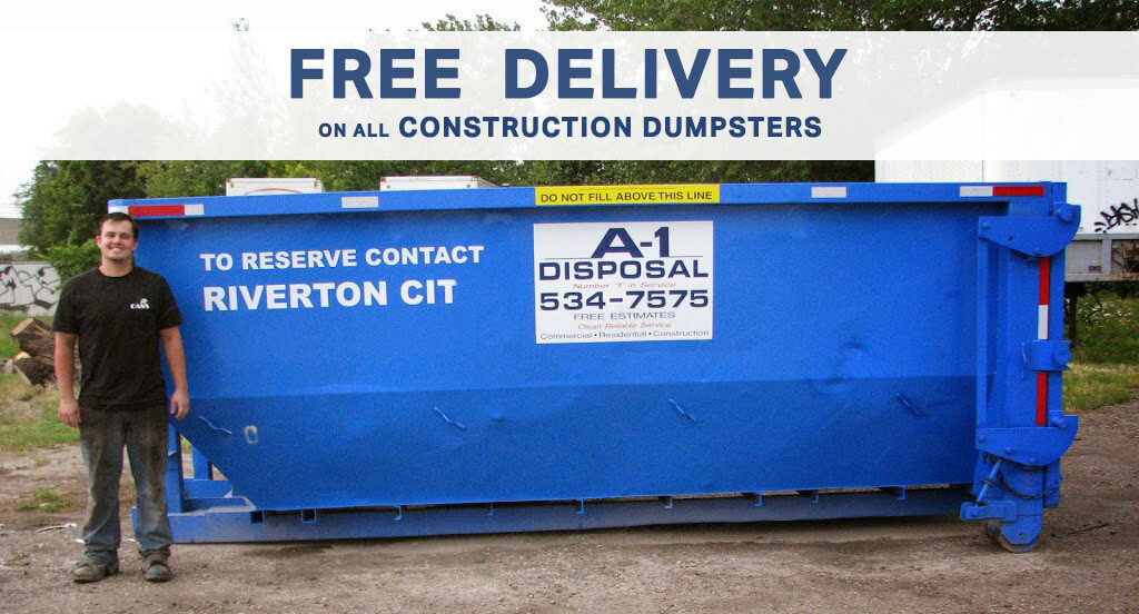 rent a dumpster with