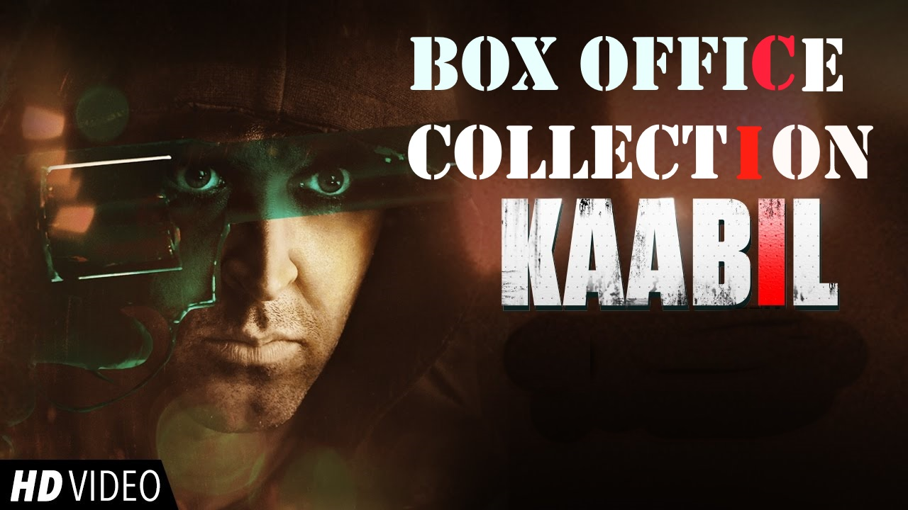 Kaabil Box Office Collection A1facts