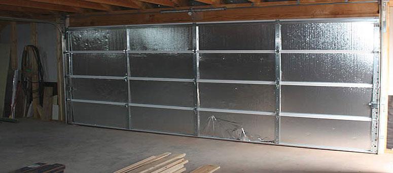 Are Garage Doors Insulated  A1 Garage Door Service