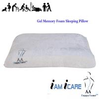 Gel Memory Foam Sleeping Pillow