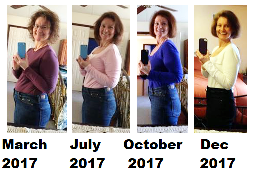 Weight Loss Transformation with HGH