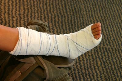 HGH for broken bones