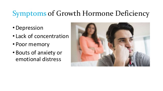 Growth Hormone Deficiency - Symptoms