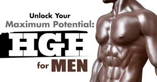 HGH Benefits for Men