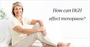 How Can HGH Help in Menopause