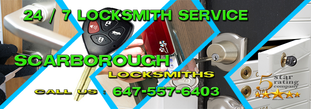 Locksmith Scarborough banner