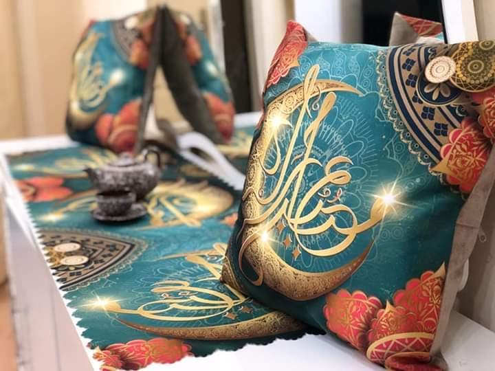 مفرش رمضان