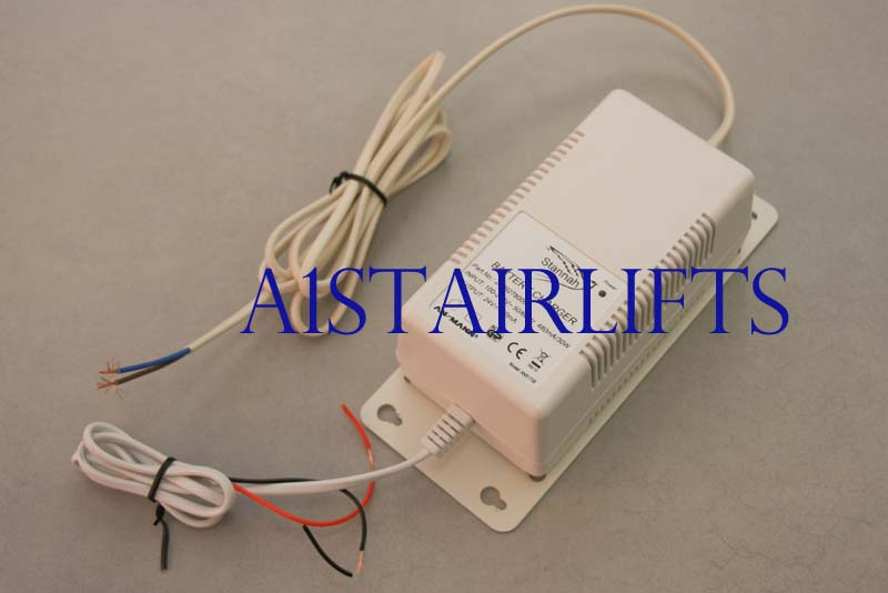 Stannah Stairlift Charger Power Supply 24V A1 Stairlift Spares
