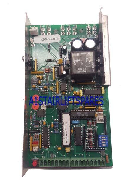 Key Switch Wiring Diagram Minivator 950 Circuit Board A1 Stairlift Spares