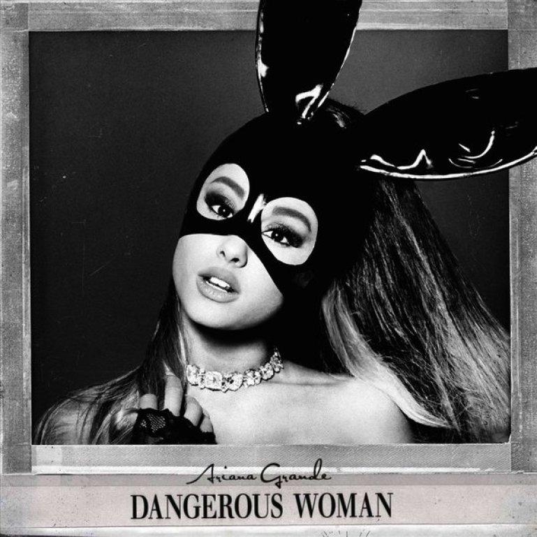 Ariana Grande, Dangerous Woman album cover
