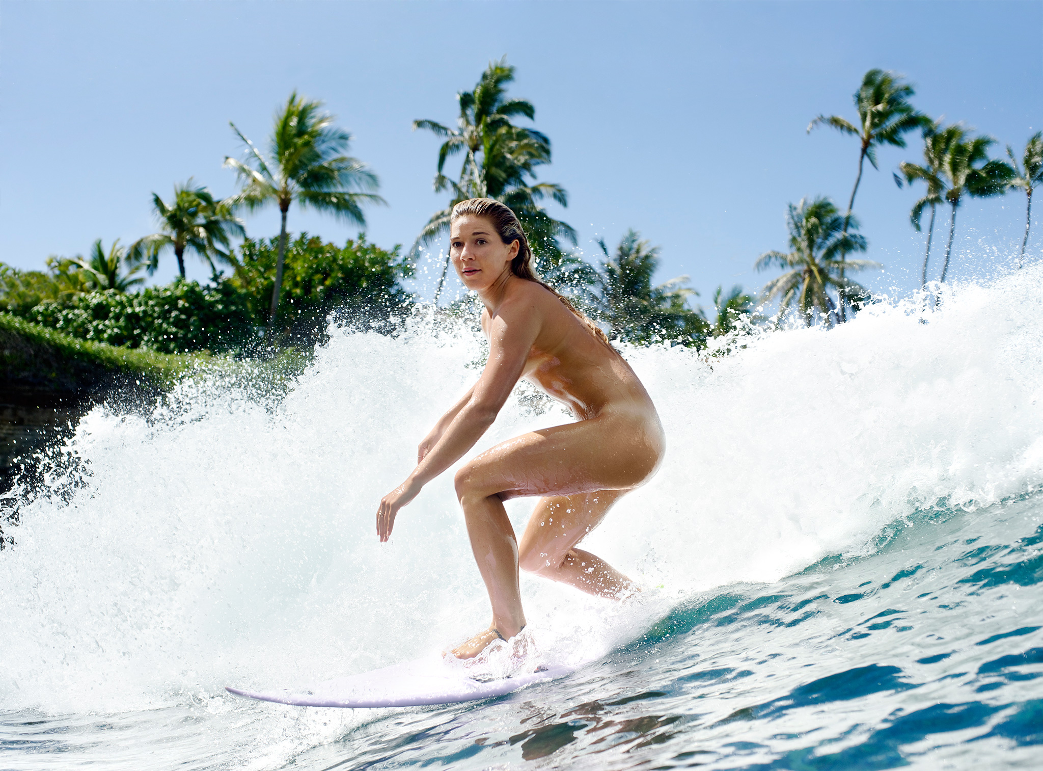 Coco Ho, Coco Ho Nude, ESPN Body Issue 2014, The Bodies We Want 2014