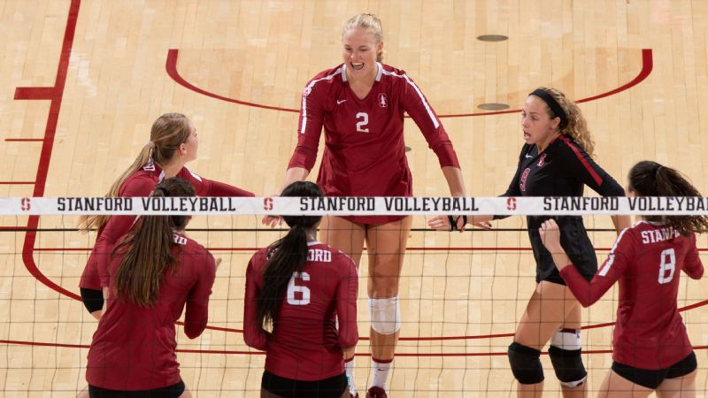 Stanford Cardinal Earn No 1 Overall Seed In 2018 NCAA