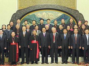 A Igreja Patriótica Chinesa, inspiração da Ecclesia Dei?