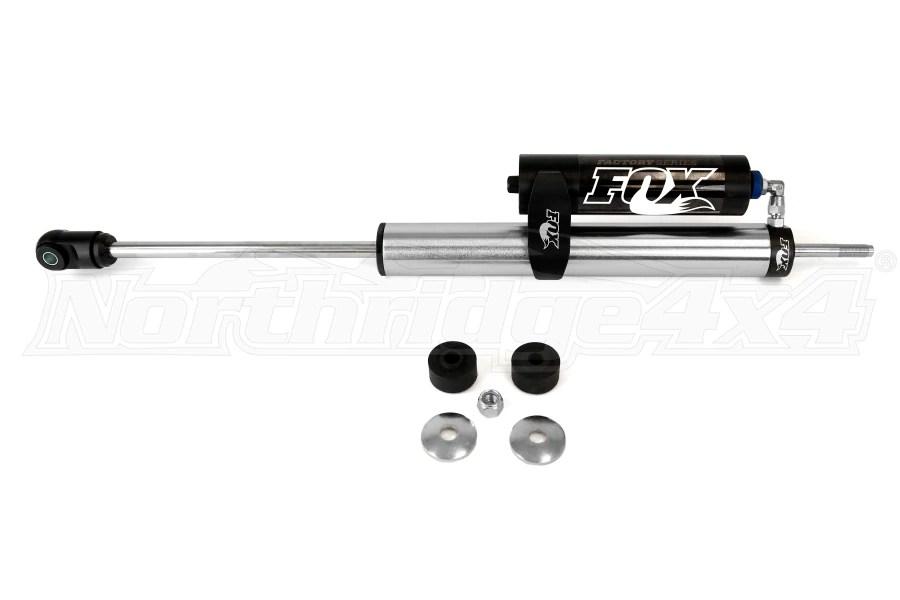 Fox 2.0 Factory Series Smooth Body External Reservoir
