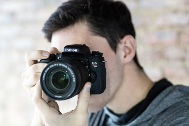 Canon Rebel T6s Review Design Shooting