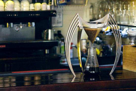 The Iikone Coffee Brewer