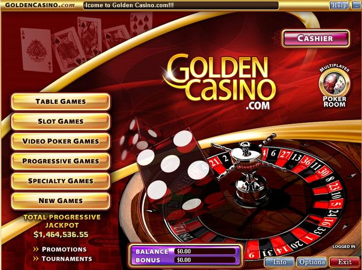 online gambling bonuses golden