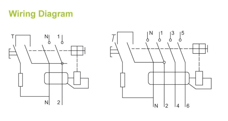 Hager Rccb Wiring Diagram - Auto Electrical Wiring Diagram on