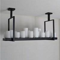 European Style Rectangle Modern Candle Decorative ...