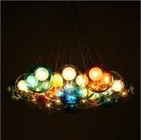 Unique Glass Pendant Lamp Design by Bocci Chandelier Light ...