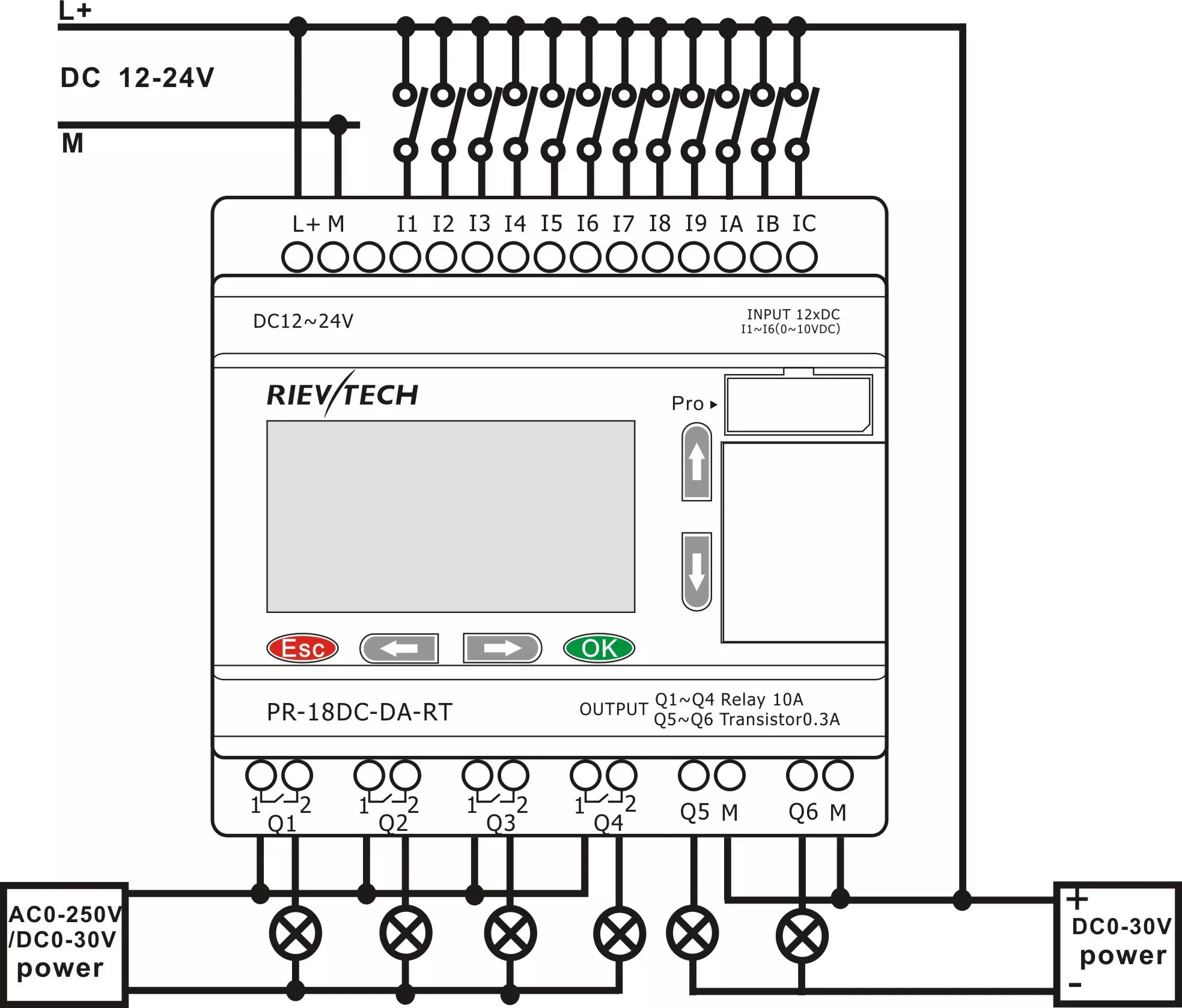 mitsubishi plc wiring diagram external frog omron cable image of a and hernes