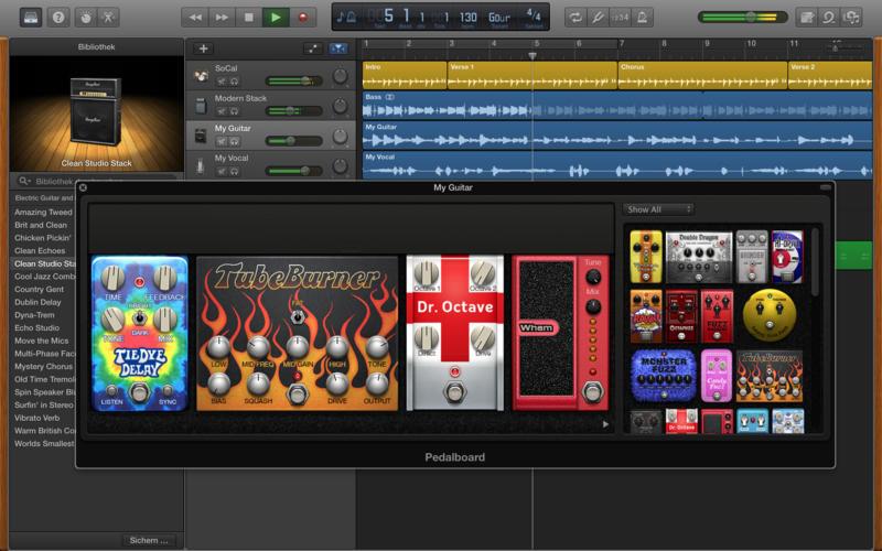 Garageband Version 101 Jetzt Im Mac App Store