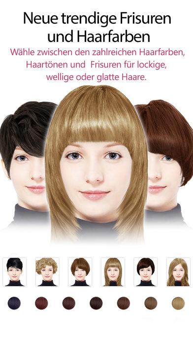 Welche Haarfarbe Passt Zu Mir App – Trendige Frisuren 2017 Foto Blog