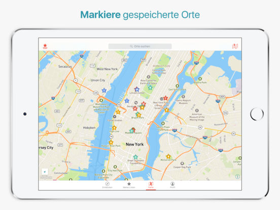CityMaps2Go  Reiseführer, Offline Karten, Planen Screenshot