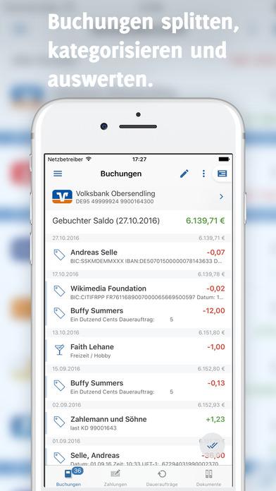 Banking 4i Starter Screenshot