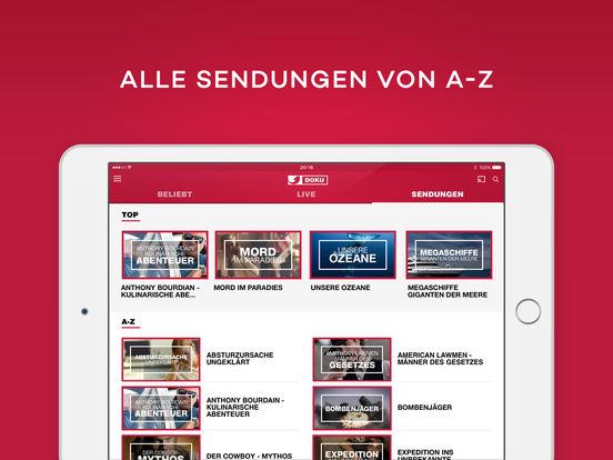 kabel eins Doku – Live TV, Mediathek Screenshot