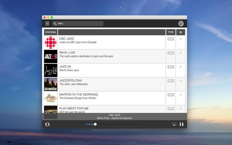 City Jazz Screenshot