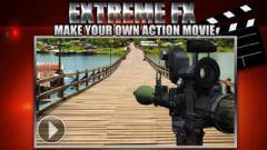 Extreme FX - リアリティ視覚効果を用いた特別なアクション映画を作る