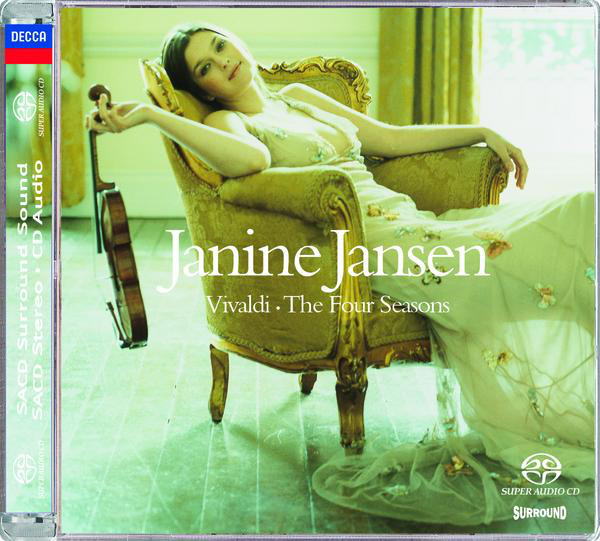Janine Jansen plays Vivaldi