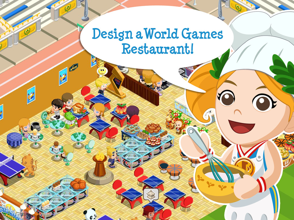 Restaurant Games Free Online Play