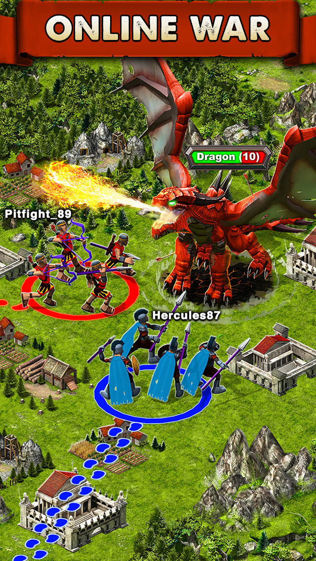 Game of War - Fire Age Review and Discussion   Touch Arcade