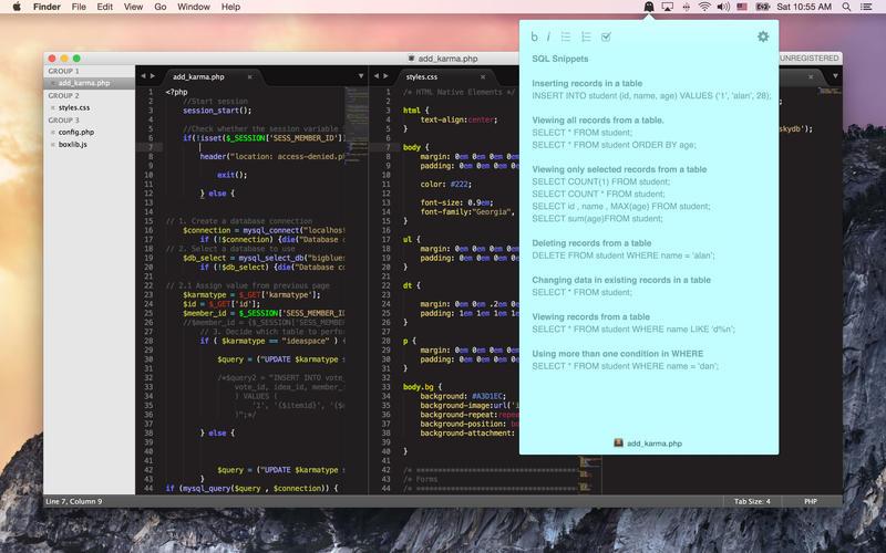 GhostNote for Mac 1.9.6 激活版 - 文件标注备忘神器