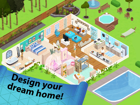 Free Online House Design Games Play