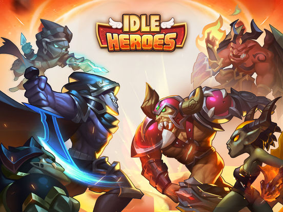 Idle Heroes Idle Games Best Apps And Games