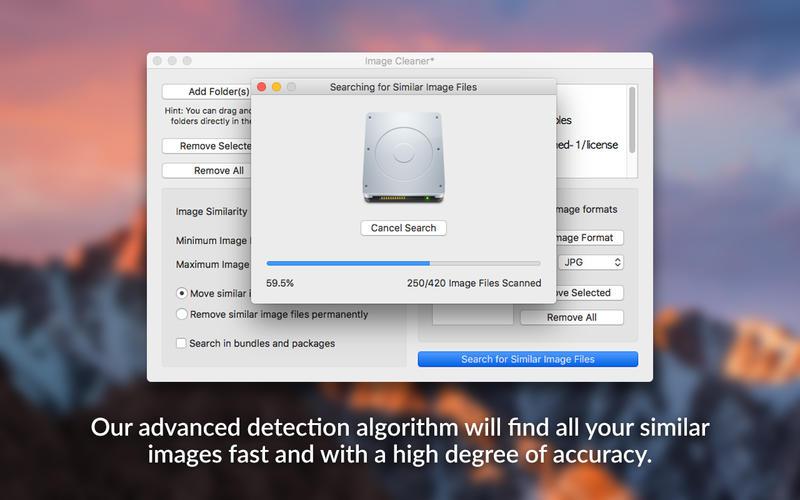 Image Cleaner for Mac 1.1 激活版 - 查找和删除重复图像