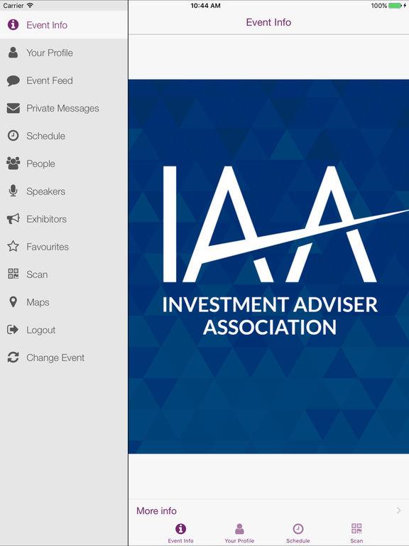 Investment Adviser Association  App Price Drops