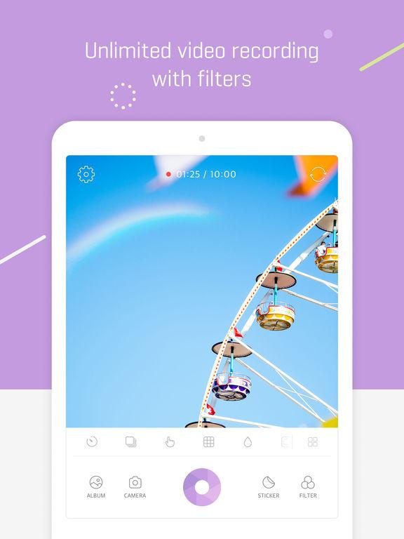 Candy Camera Screenshot