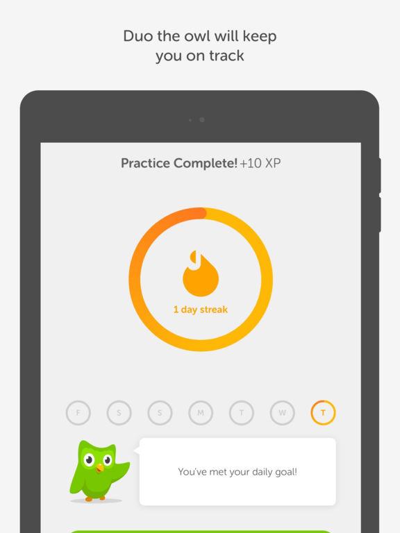Duolingo - Learn Spanish, French and more Screenshot