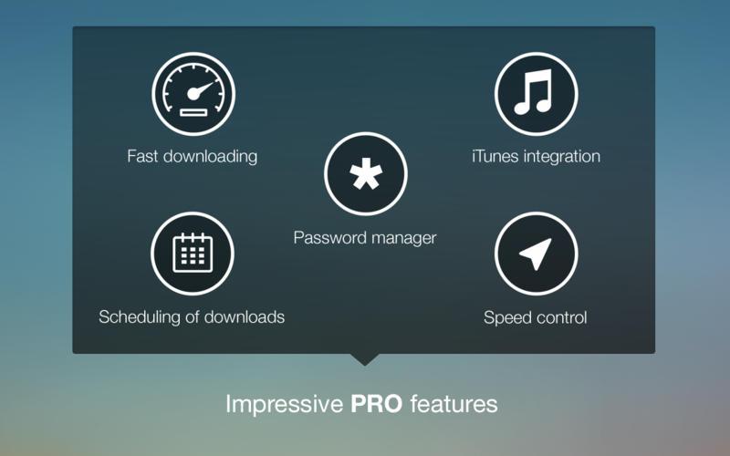 Folx Go+ 5.7 Mac 破解版 Mac上优秀的下载工具