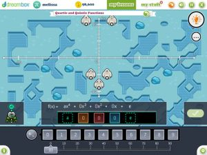 Math Apps - DreamBox