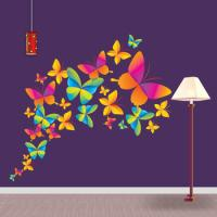 Colorful Wall Designs - Creative and Decorative Colorful ...