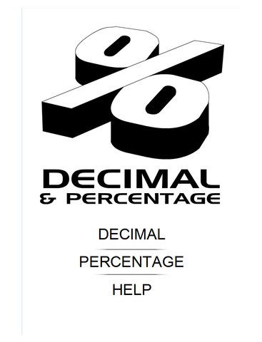 Decimal Percentage Flash Cards【教育APP玩免費】-APP點子
