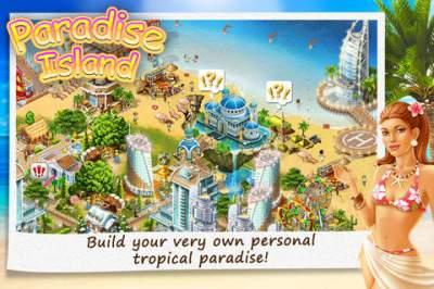 Paradise Island: Exotic Games Paradise Island Island Exotic