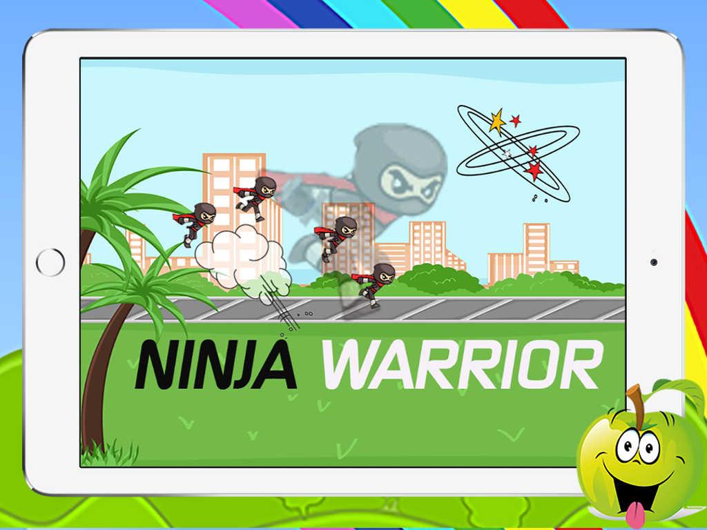 App Shopper Ninja Warrior Fight Games