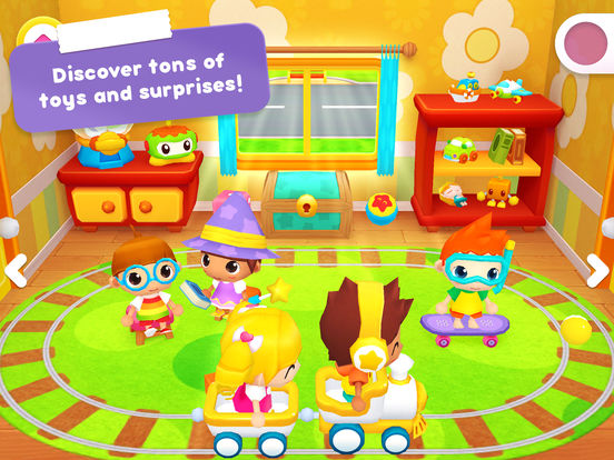 Happy Daycare Stories – Playhouse game for preschool children and toddlers by PlayToddlers  – Review