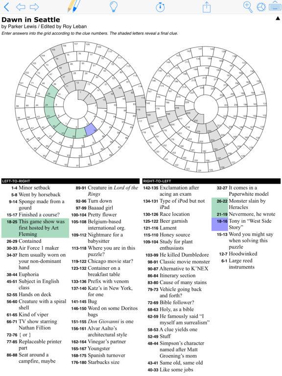 Crossword Puzzles, Variety Puzzles, Cryptic Crosswords
